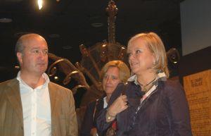 Luis Venta y Mercedes Fern�ndez.