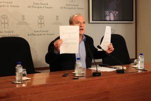 Cuervas-Mons muestra los papeles en los que el Gobierno reconoce que no hay declaraciones de bienes del gerente de Gitpa.