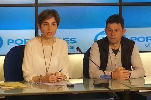 Emma Ramos y Juan Antonio del Peño.