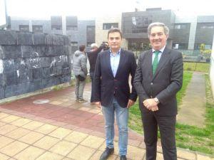 Pedro de Rueda y Carlos Rodríguez de la Torre.