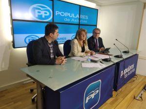 Paloma Gázquez, en la presentación del programa a las elecciones generales.