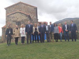 Candidatos de la coalición PP-Foro.
