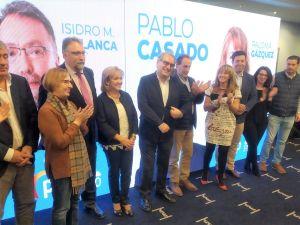 Candidatos a Congreso y Senado de la coalición PP-Foro.