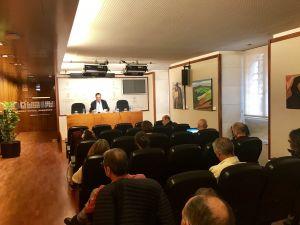 Venta y Mallada, hoy en la concentración convocada por los ganaderos en Corao